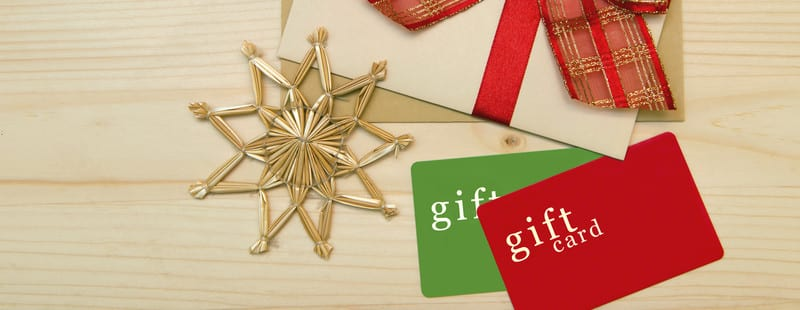 Holiday Gift Card Marketing