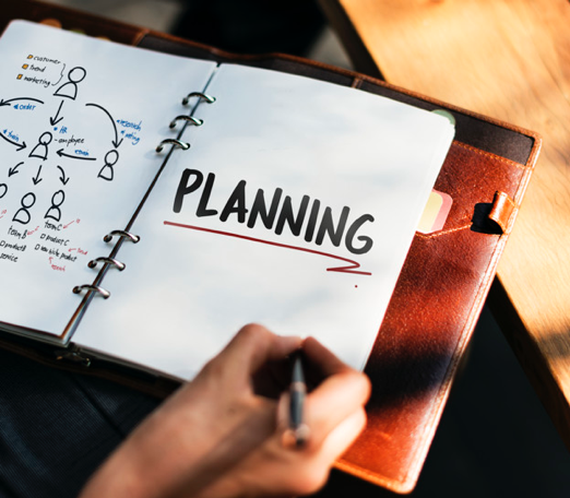 Schedule a day for Strategic Planning